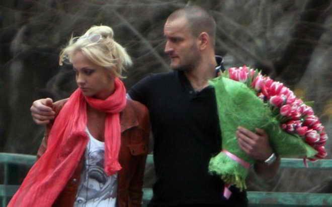Полина Максимова и Алексей Самсонов