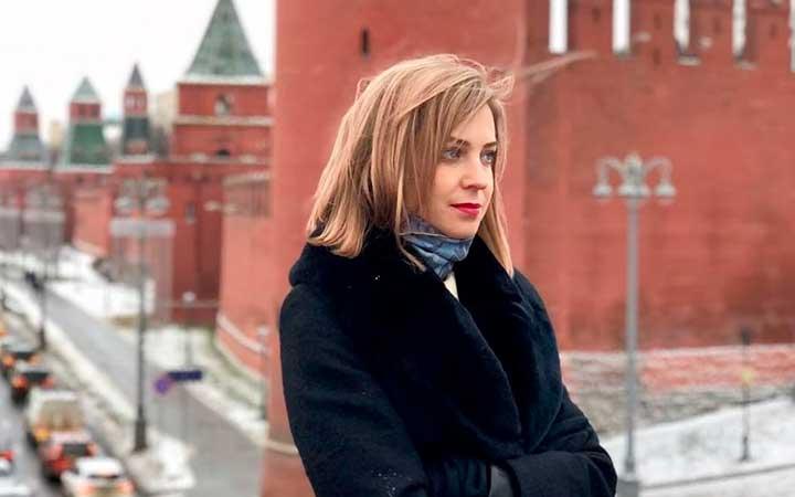 Наталья Поклонская муж