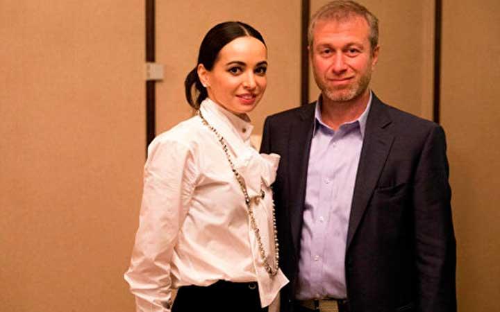 с Дианой Вишневой