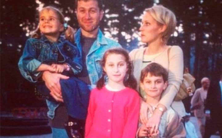 дети абрамовича