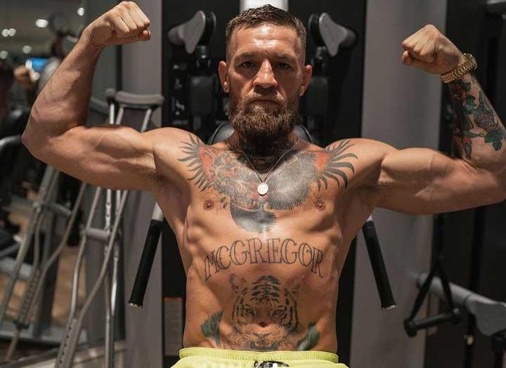 Татуировки Конора Макгрегора