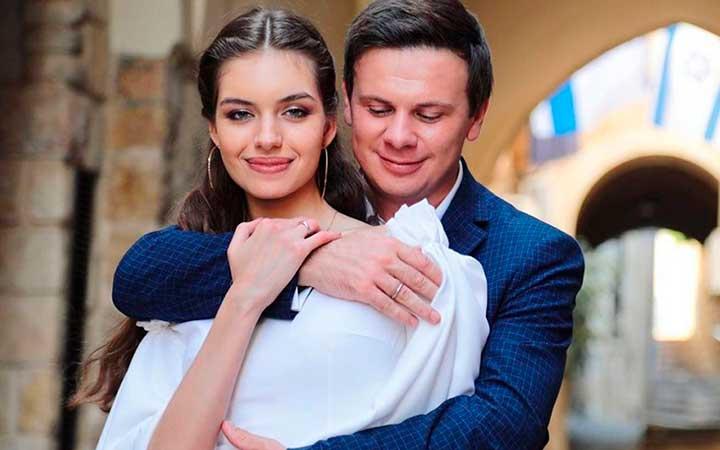 Дмитрий Комаров: личная жизнь