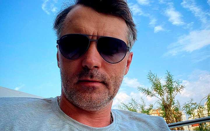 актер Павел Трубинер