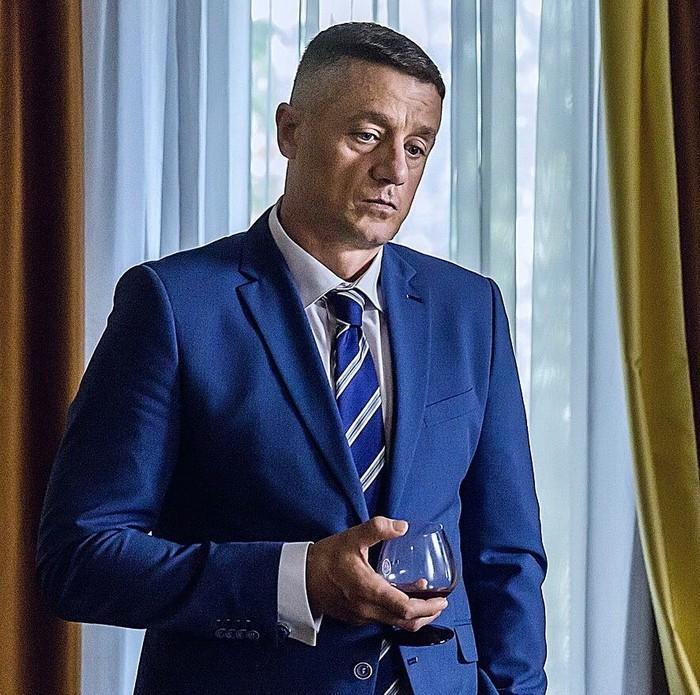 Актер Алексей Макаров