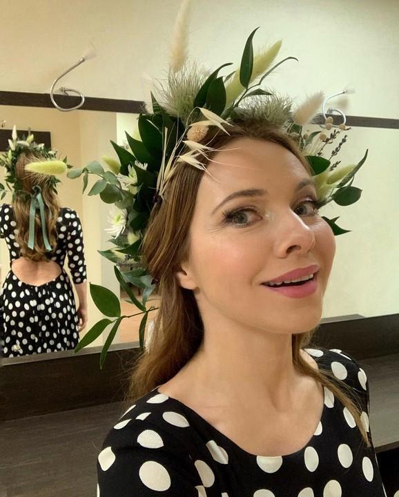 Актриса Гусева