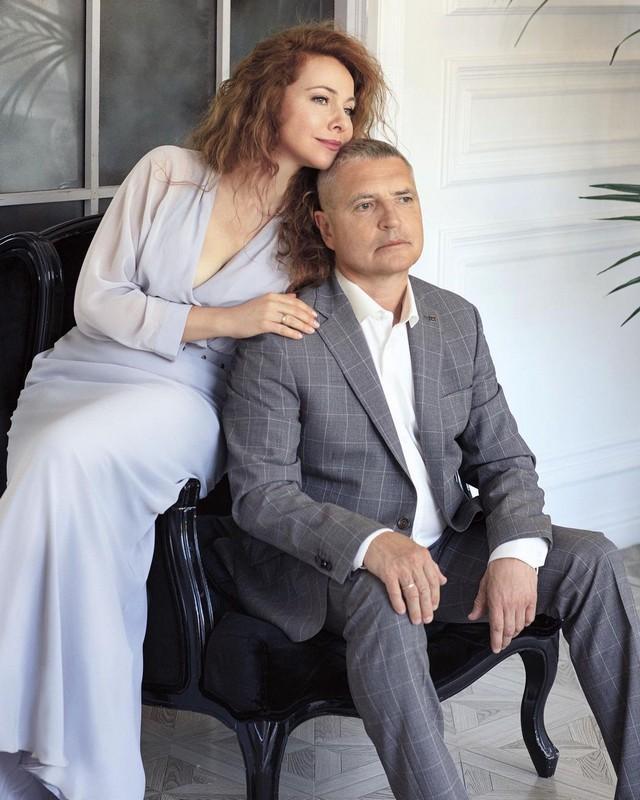 С мужем